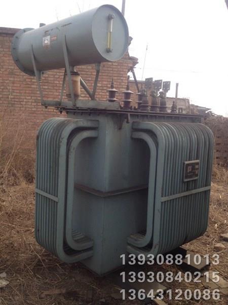 旧变压器专业回收