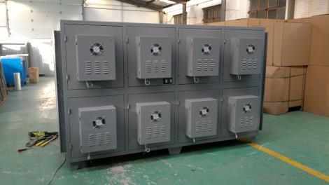 废气净化器 - 沧州信达环保设备科技开发有限公司