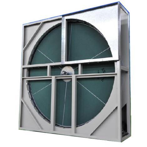 供应热回收转轮