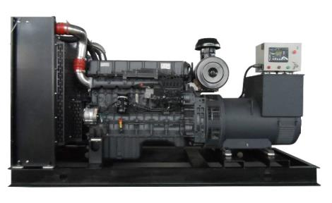 新款上柴300kw柴油发电机组