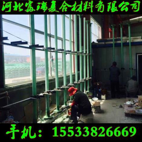 玻璃钢扬程管/玻璃钢农田灌溉井管DN80
