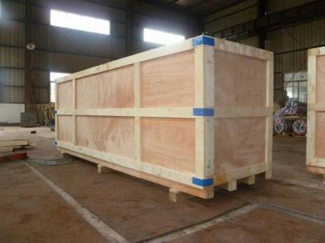 大型出口木箱 - 清苑县八立木制包装制造有限责任