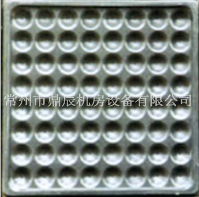 HDG602瓷面全钢活动地板(反面)