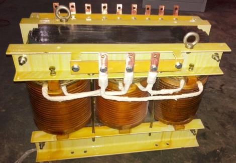 矿用牵引硅整流变压器