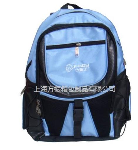 OEM加工定制各種牛津布學生背包FZW按要求定制箱包雙肩包背包廣告箱包上海方振
