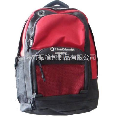 上海方振定制各種牛津布學生雙肩背包FZW定制廣告箱包袋