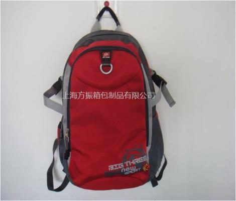 展覽會禮品定制 定制中小學學生書包雙肩書包定制FZW上海方振