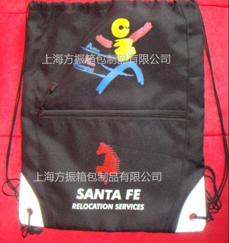 2020箱包禮品定制  定制抽繩袋各種廣告袋定制FZW上海方振箱包