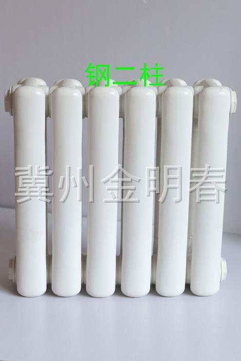 金明春钢制三柱暖气片