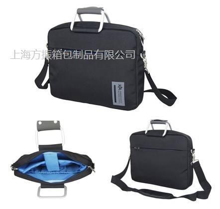 定制各種中高檔單肩電腦包商務包定制FZW上海方振