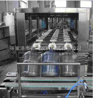 桶装水灌装机 - 张家港帅飞饮料机械有限公司