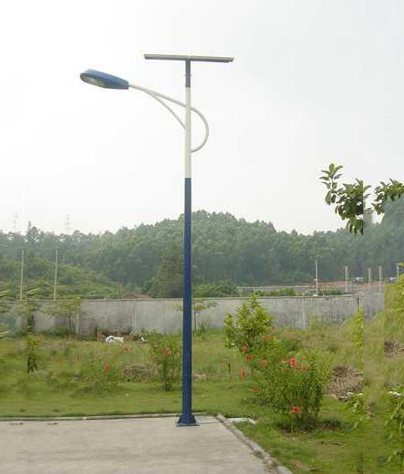德令哈市 新農村 太陽能燈  東亮科技_鄉村道路 5米30瓦