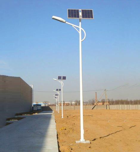 15W太陽能路燈