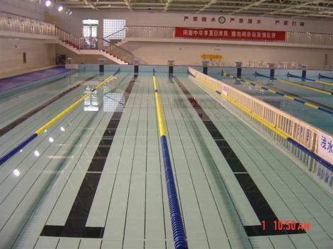 泳池設備:游泳池墊層(沉箱)