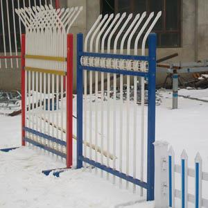 欧式锌钢栅栏