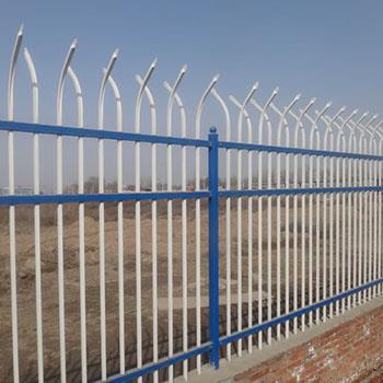 锌钢护栏(双向弯头)