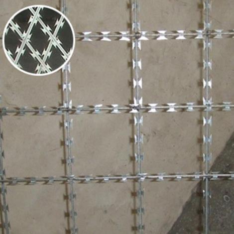 刀片护栏网