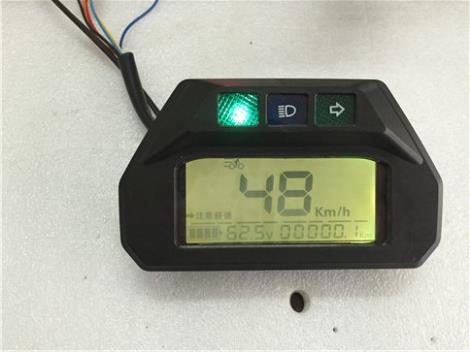 电动车液晶仪表