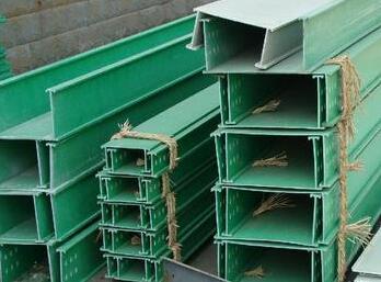 玻璃钢槽式桥架生产销售