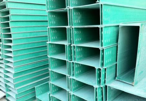 玻璃钢梯式桥架生产销售