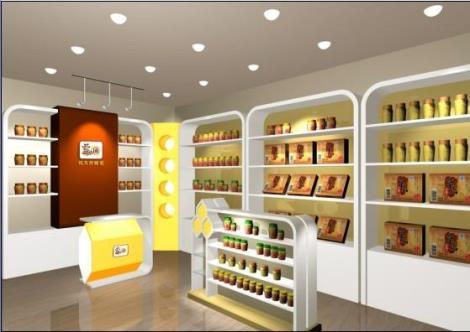 【产品特征】:  该款展示柜,带有丰富的配件,每个组件能够录活安装