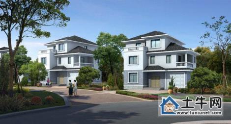 M1005新农村三层带阳台小别墅设计图