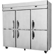 双机双温六门冰箱
