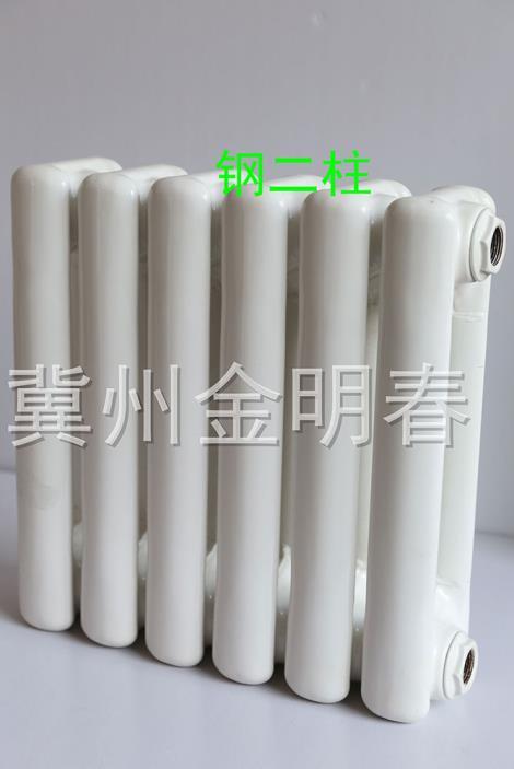 钢制柱型暖气片设计