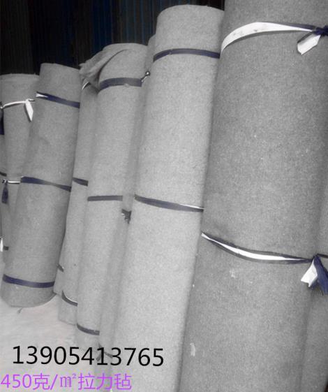 公路養護毛氈無紡布保濕保溫保暖