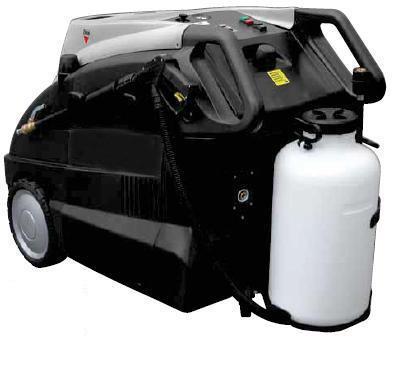 噴砂除漆除油除垢清洗高溫蒸汽清洗機STI
