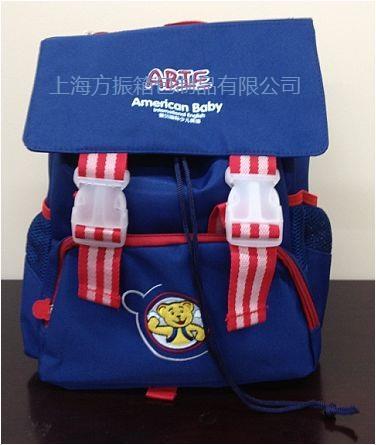 學校開學饋贈禮品培訓班書包背包定制廠家FZW書包學生包定制可定制logo上海方振
