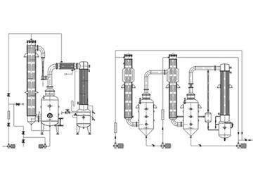 JMZ系列降膜蒸发器