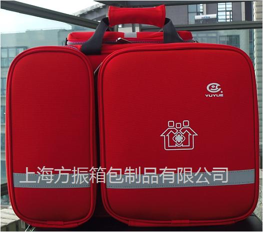 2020展覽會禮品定制  血壓計血糖儀箱包定制廠家FZW醫療箱包定上海方振