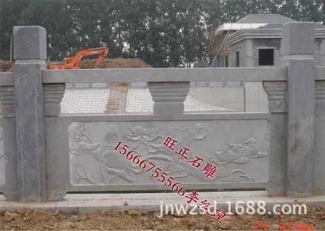 山东石雕栏杆 - 嘉祥旺正石雕厂 - 烽火台云营销