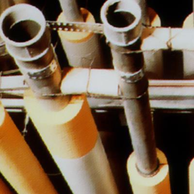 聚氨酯工业设备保温