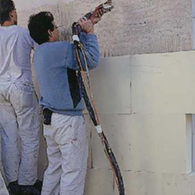 聚氨酯墙体外侧保温