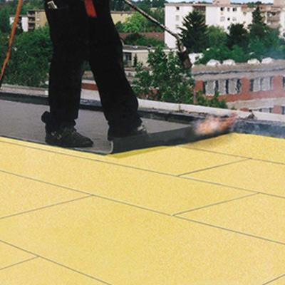 聚氨酯平屋顶保温
