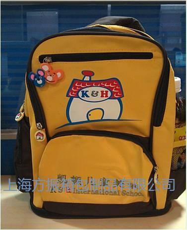 2020年箱包禮品定做 雙肩包背包書包隱形肩帶包定制FZW上海方振