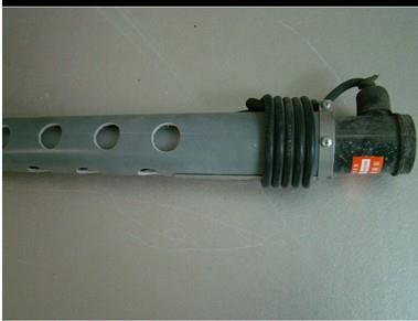 供應明源電鍍開水器電熱管