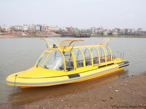 新品HY950水上巴士