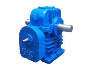 GCW系列双级蜗轮减速机