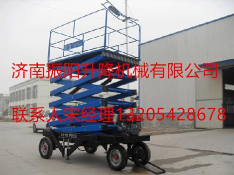 移动柴油机式升降机.升降平台.液压货梯