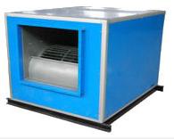 HTFC系列低噪声消防通风(两用)柜式离