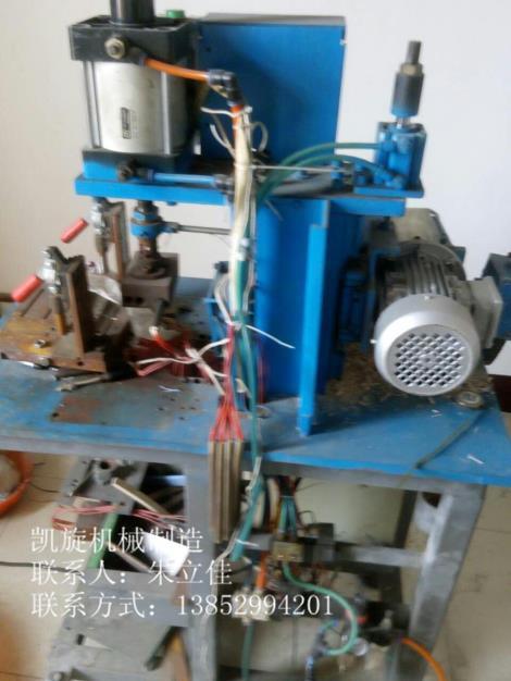 四氟大型密封圈烫接焊接机