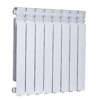 低温供暖暖气片