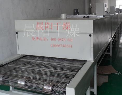 药材隧道式烘干机