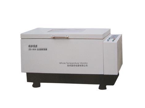 ZD-85A  微电脑大容量恒温摇床