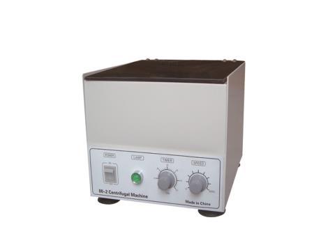 80-1 80-2  台式电动离心机