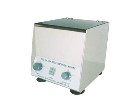 TGL-16  高速台式电动离心机