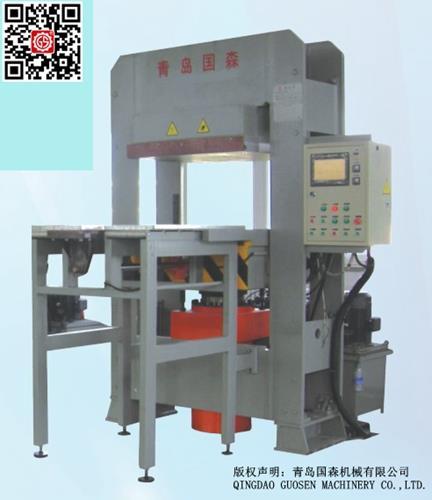 碳纤维复合板成型机械设备